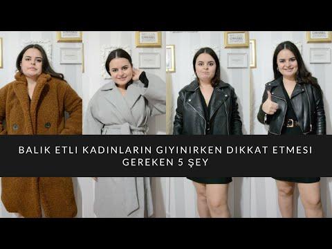 Balık Etli Kadınların Giyinirken Dikkat Etmesi Gereken 5 Şey  İpek ERASLAN