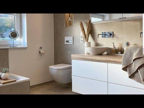 Bathroom Trends / 59 Inspiring New Looks for Your Bathroom / INTERIOR DESIGN / HOME DECOR