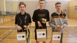Turniej młodzieżowy tenisa ziemnego