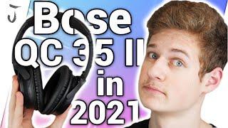 Bose QuietComfort 35 II - 2021 noch lohnenswert?