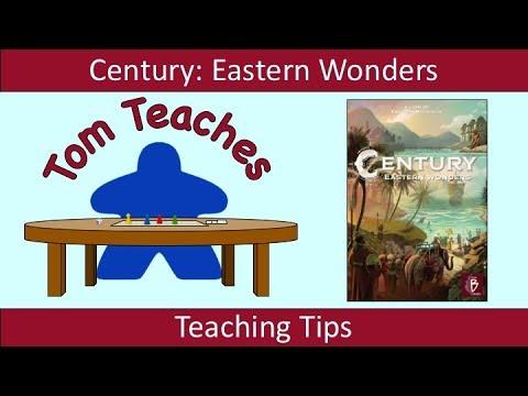 Tom Teaches Century: Eastern Wonders (Teaching Tips)