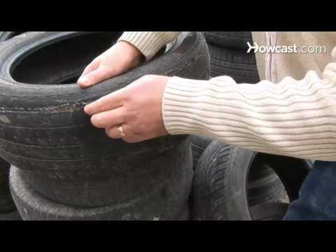 How to Buy Used Tires for Your Car