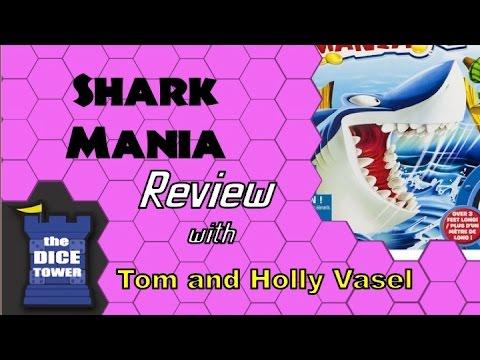 Dice Tower Reviews: Shark Mania