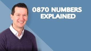 0870 Numbers