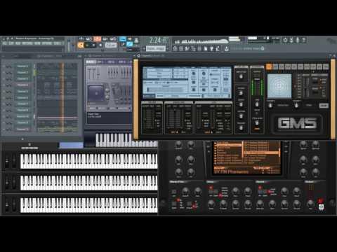 Филипп Киркоров - Атлантида (FL Studio)