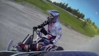 preview picture of video 'Kiviõli Sidecar MX track GoPro course preview'