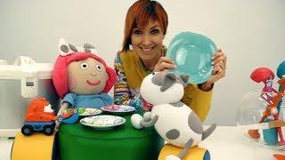 Видео для Детей. Маша Капуки Кануки, игрушки из мультика Смарта в передаче Готовим Вместе
