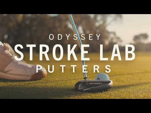 Odyssey Stroke Lab Putters – You've NEVER seen a PUTTER review like this