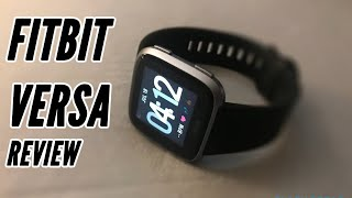 Fitbit Versa Review: Is It Better Than Apple Watch Series 3 Nike Plus Edition?