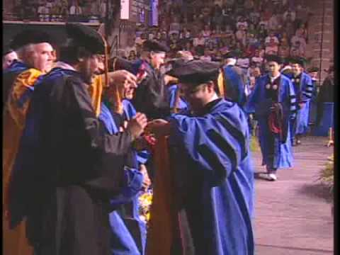Doctoral Degrees - 2010 UMass Lowell Commencement