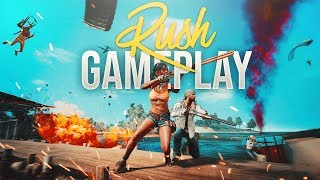 🔴PUBG MOBILE LIVE : RUSH GAMEPLAY GOD LEVEL || RANK PUSH AND EASY CHICKEN DINNERS!