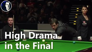 Ronnie O'Sullivan vs Stephen Maguire | Tactical Frame 16 | 2012 German Masters Final