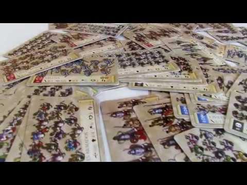 New unboxing of ONUS! Rome vs Carthage