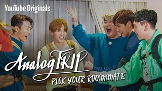 AnalogTrip | Pick your roommate