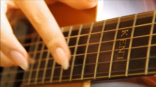 """Video thumbnail of """"Careless Whisper - George Michael - Solo Acoustic Guitar -Arranged by Kent Nishimura"""""""