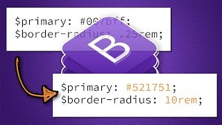Bootstrap 4 Theme Customization (with Sass) | BOOTSTRAP 4 TUTORIAL