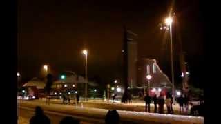 preview picture of video 'Afbraak kerk lutselus (diepenbeek) deel 1'