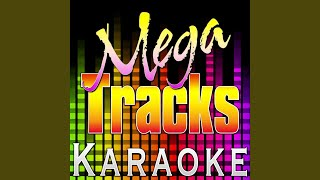 It's Too Late to Worry (Originally Performed by Jo Dee Messina) (Karaoke Version)