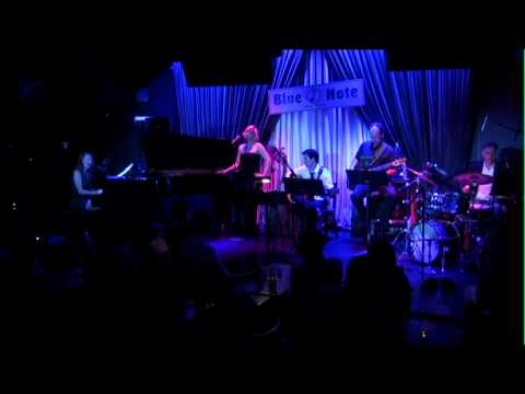 Jessica Latshaw - Women Be Wise (Live at The Blue Note - NYC)