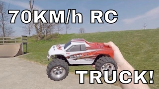 70KM/h Off-Road RC Truck! WLToys A979