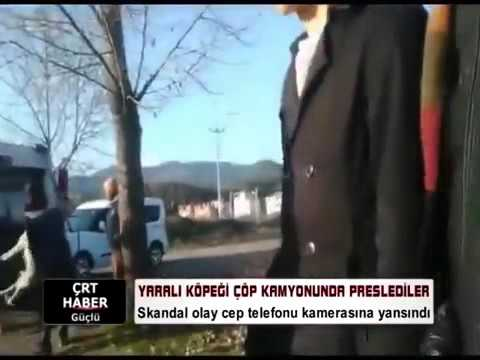 Çorum Osmancık'ta Vahşet!