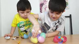 РАСПАКОВКА/Открываем Киндер Сюрприз. Kinder Surprise/Toys