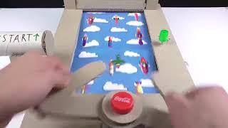 Игра Веселая ракета (самоделка)