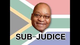 *Funny* Jacob Zuma The Lawyer