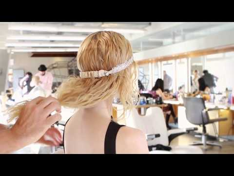 How to Style a Banded Up-do | Bumble and bumble.