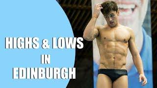 Gambar cover Highs and Lows in Edinburgh | Shaving Matty 😜 I Tom Daley