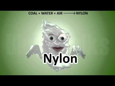 SYNTHETIC FIBRES AND PLASTICS 08.03_09_ PREPARATION OF NYLON.mp4