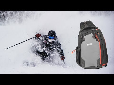 Best camera bag for snowboarding photography