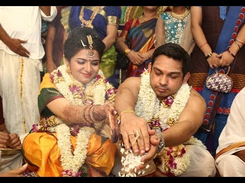 Vijay TV Anchor DD's (Divyadarshini) Wedding Srikanth | Marriage Gallery Video