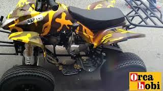 Velg ATV 8 Inci untuk bagian belakang