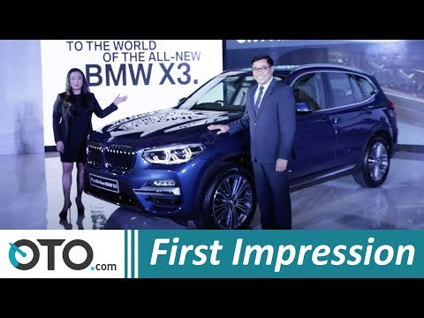 BMW X3 2018 | First Impression | OTO.com
