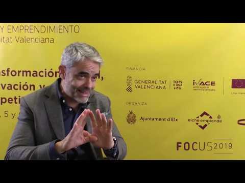 Juan Luis Polo de Good Rebels en Focus Pyme CV 2019