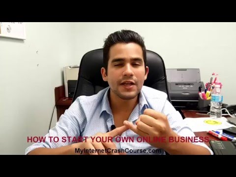 How To Start Your Own Online Business - 3 Golden Success Principles Inside