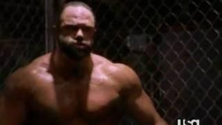 Walker vs. Macho Man Randy Savage