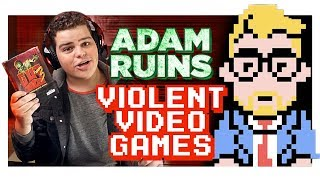 The Truth about Video Games and Violence - Adam Ruins Everything