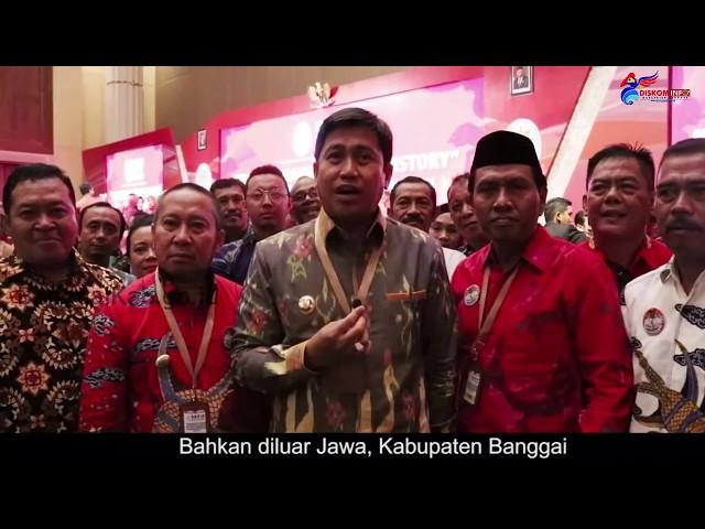 Penghargaan SAKIP A Kabupaten Banggai