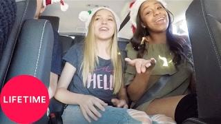Dance Moms: Car Christmas Carols - Jingle Bells  | Lifetime