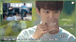 EXO (D.O) & SMRookies - I'm Your Girl (Remake Ver.) k-pop [german sub]