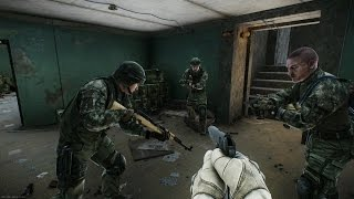 Woods, fail, and fun - W/Statchero, Relaxbudday and Charme in Escape From Tarkov