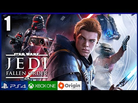 Gameplay de STAR WARS Jedi: Fallen Order