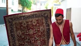 Ardian Bujupi X Eno - ALLADIN🔮 (Music Video)