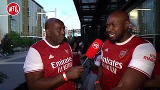 Arsenal 2-1 Chelsea | BACK ARTETA!!! (Stricto)