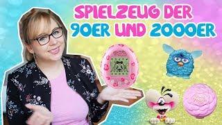 Coole Spielzeug-Trends aus der Kindheit / 90er und 2000er