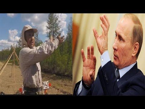 Шаман из Якутии идёт в Москву выгонять злого духа из Кремля
