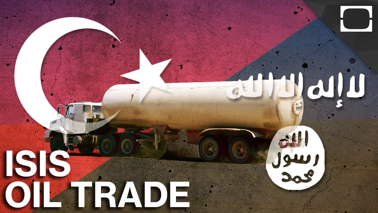 Is Turkey Buying ISIS Oil? thumbnail