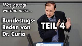 Unbequeme Wahrheiten im Bundestag - Teil 4